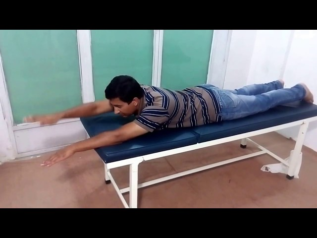 backbone exercise 1 by Chiropractor Aamir Shahzad CPT
