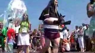 コニーアイランドのパレードです。