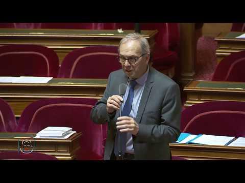Michel Vaspart défend les bénéficiaires de contrats d'assurance-vie