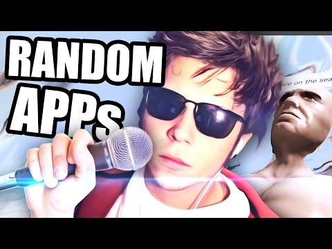 RAPEANDO LIKE A BOSS | Random Apps