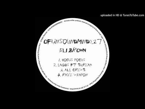 Eli Brown - Hocus Pocus (Original Mix) [Tech House]