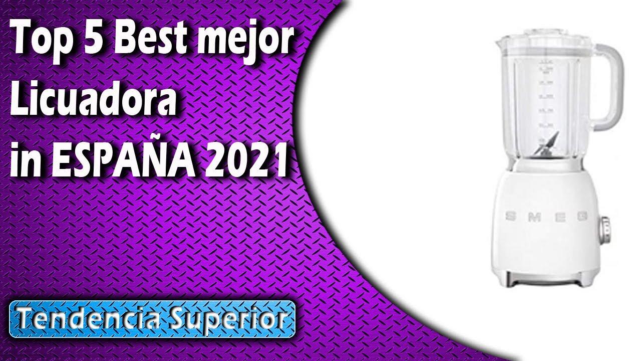 Gazpacho y Picar Hielo con una Jarra de cristal de 1,5 L Smoothies Duronic BL102 Batidora de Vaso de 1000W de Acero Inoxidable con 3 Prefunciones para Batidos