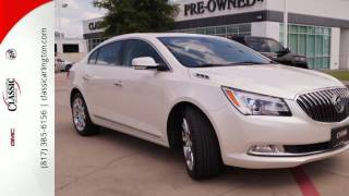 Used 2014 Buick LaCrosse Arlington TX Fort Worth, TX #EF190660
