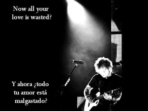 Ed Sheeran Skinny Love cover Español/Inglés