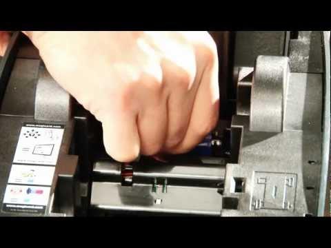 How to clean the Magicard Enduro+ ID card printer