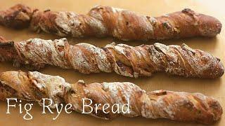 Rye bread stick/구수함의 극치 호밀빵 만들…