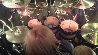 LEON Drum Cam - SEX MACHINEGUNS - 森のくまさん(2013.11.26)