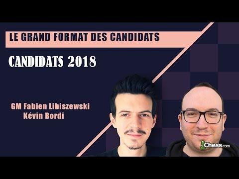 Le grand format des Candidats - Ronde 1