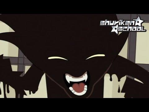 Shuriken School 🉐Le Démon 😈 (S1-Ep10) Dessin Animé En Français