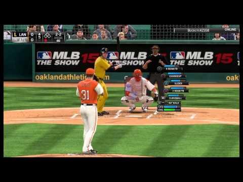 MLB 15 The Show | Max Scherzer Dominates | Diamond Dynasty