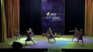INDIGO   Dream in my heart | Современная  хореография | Best of the Best Dance Fest