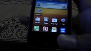 Samsung Galaxy Y GT-S5360 Play GTA III