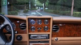 97 ' Bentley Azure Test Drive