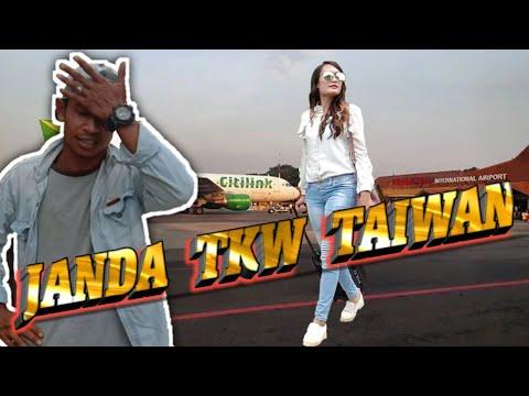 JANDA TKW TAIWAN ! PULANG KAMPUNG !!! JANDA KEMBANG DESA , JANDA CANTIK IDAMAN PARA LELAKI !