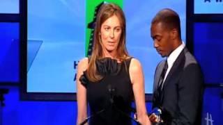 Kathryn Bigelow At The Hollywood Awards