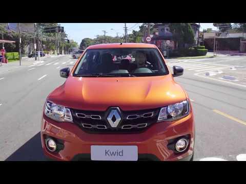 Avaliação Renault Kwid / Vrum Brasília