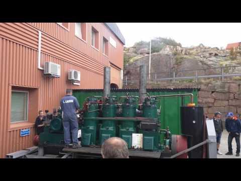 Tändkulemotornsdag 2016 Skandia 4*75 hp