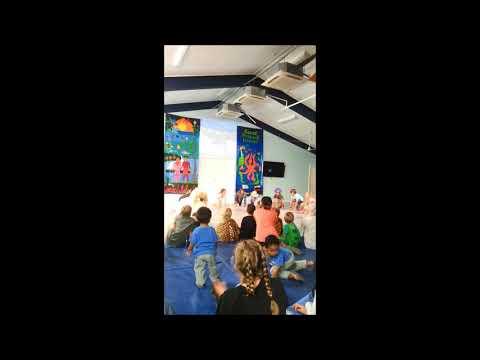 Everyday I'm Shuffling Cocos Islands DHS Concert 2017