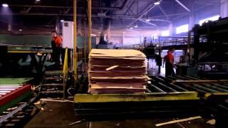 Правда о рабочих. Сюжет о Тюменском фанерном заводе
