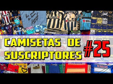 Camisetas De Fútbol De Suscriptores   #25