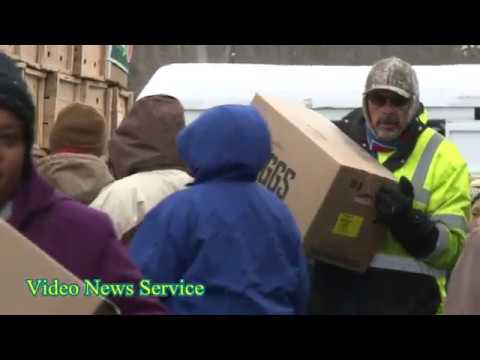 ORLEANS COUNTY/Albion High School FFA food drive delivers 35,000lbs of fresh produce
