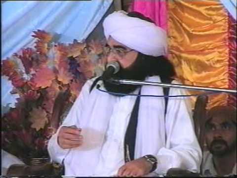 Pir Syed Naseer Ud Din Naseer RA (Rasool Amnay Samne Part-1/15