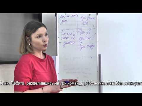 Деловая игра на базе филиала кафедры финансов и кредит 05 12 2014
