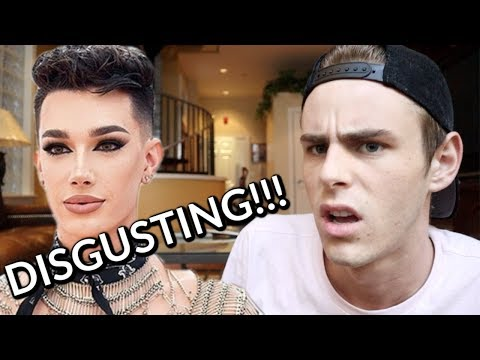 James Charles is a DISGRACE to Gay People thumbnail