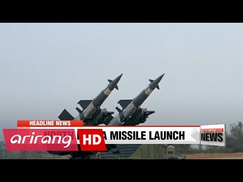 EARLY EDITION 18:00 Reasons why North Korea launched its Musudan in Kusong