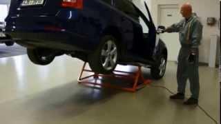 AUTOLIFT 3000 mobilní mechanický zvedák