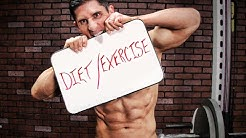 Diet and Exercise Don't Work (WASTE OF TIME!)