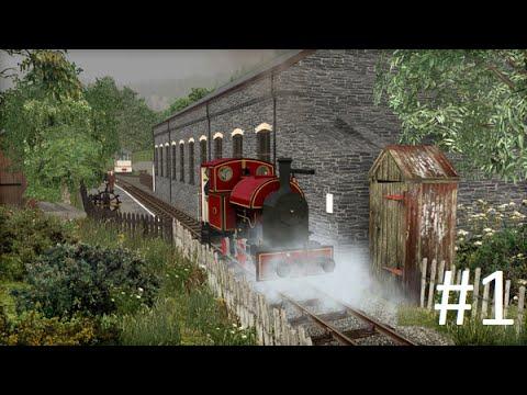 Train Simulator 2016   Corris Railway No.7   Scenario 1  