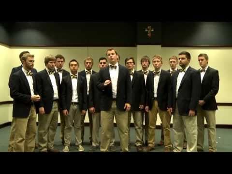 ICCA 2015 Audition - The Marquette Naturals