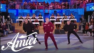 Amici 19 - Federico - Get right