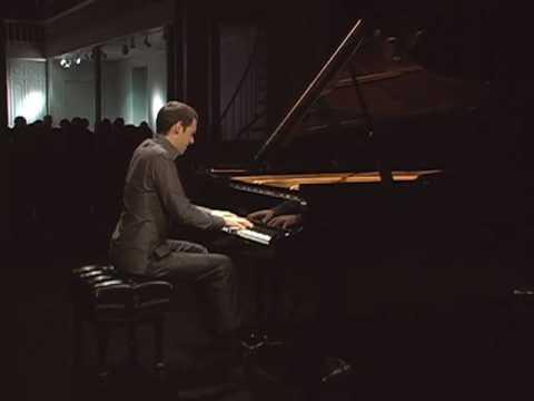 David Jalbert: Ravel, Valses Nobles et Sentimentales ,1/2