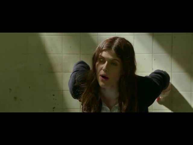 The Layover toilet scene