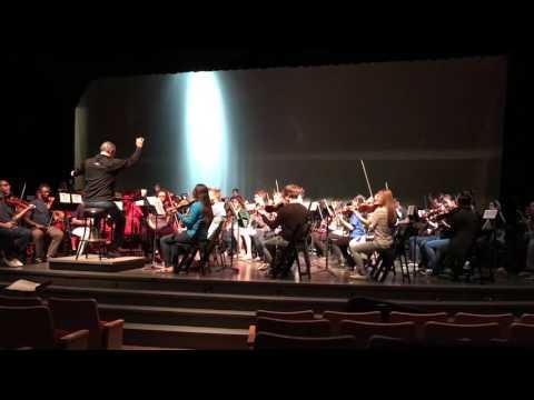 Sunday Practice of Kansas City Youth Orchestra Symphony