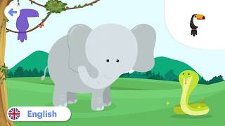 Tiny Puzzle - Early Learning games for kids free
