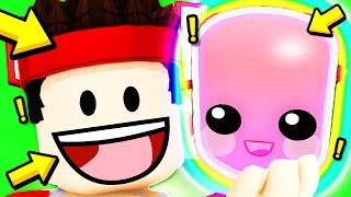 THIS LEGENDARY PET COSTS ONLY 999.999.999!! Roblox ITA (Bubble Gum Simulator)