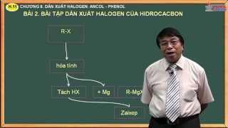 Bài giảng hóa 11 - Dẫn xuất halogen, ancol, phenol - Bài 2. Bài tập về dẫn xuất halogen