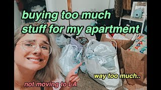 shopping for my apartment at 1AM (not in LA)