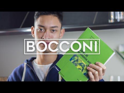 Test d'ingresso Bocconi - Consigli per passarlo