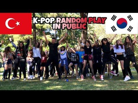 PUBLIC KPOP RANDOM DANCE in TURKEY!!