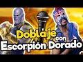 FANDUB (Doblaje Thanos /Avengers Infinity War) Con El Escorpión Dorado/ Memo Aponte