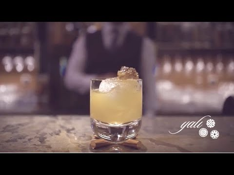 Discover Handcrafted Cocktails in Istanbul at Four Seasons Bosphorus