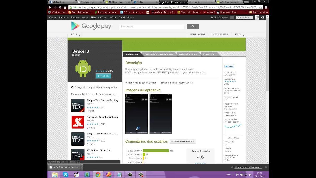 Baixar Apps Google Play Direto para o Pc