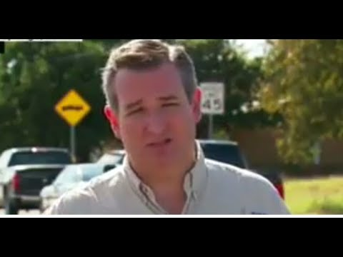 TED CRUZ ARRIVES IN TEXAS, SENDS LIB MEDIA SCURRYING BACK TO NYC WITH BRUTAL FACT THEY WON'T REPORT