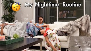 My 6PM Nighttime Routine  | Get Unready With Me! 2020