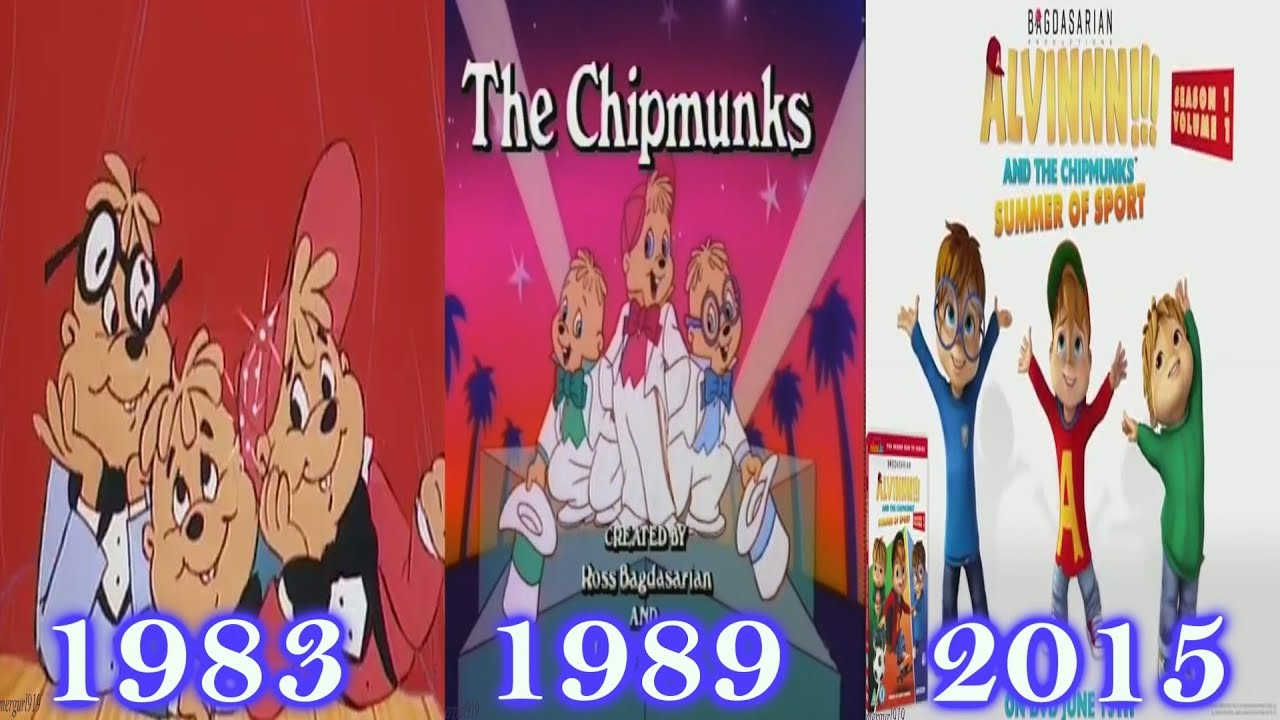 alvin and the chipmunks tv series 1983 watch
