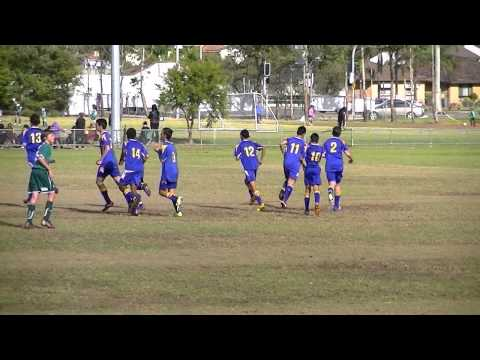 Quakers Hill V St Pat's 26 May 2012